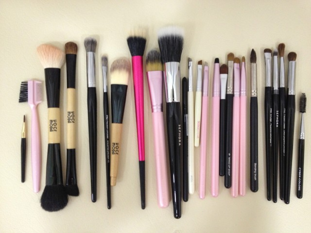 my makeup tools