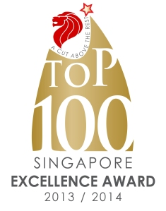 SingaporeExcellenceAward-Logo - Vertical 2013