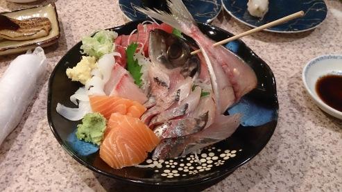 sashimi @ Nagoya