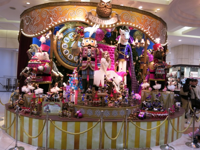 Christmas @ Takashimaya, Nagoya