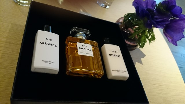 Chanel No. 5 gift set