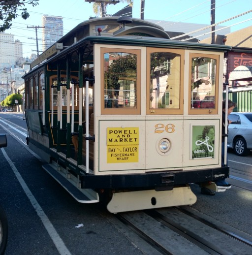 SF trams