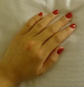 Hashani manicure