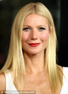 Gwyneth Paltrow after Thermage
