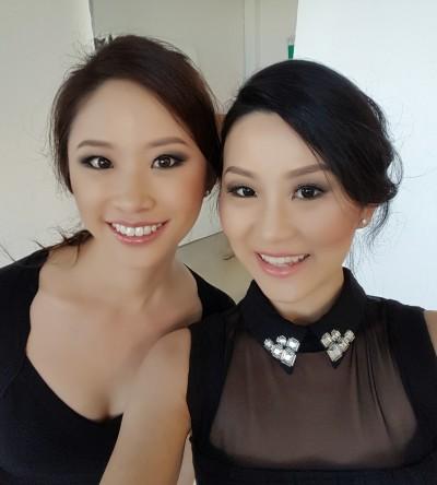 tiffiny yang & kellyn shiau