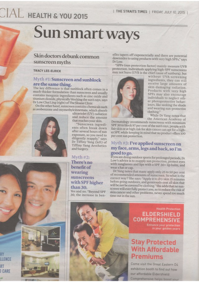 tiffiny yang straits times 10 july 2015