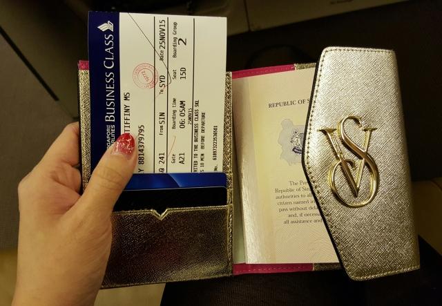 victoria secret passport cover 2