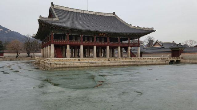 gyeong bok gung palace