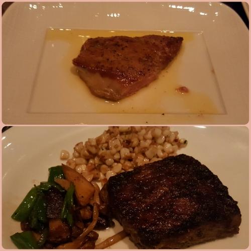 jap wagyu beef & foie gras